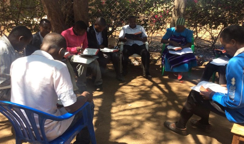Rooted in jesus Group discussi